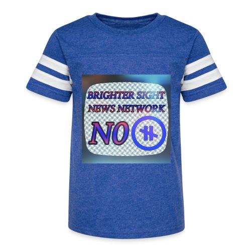 NO PAUSE - Kid's Vintage Sport T-Shirt