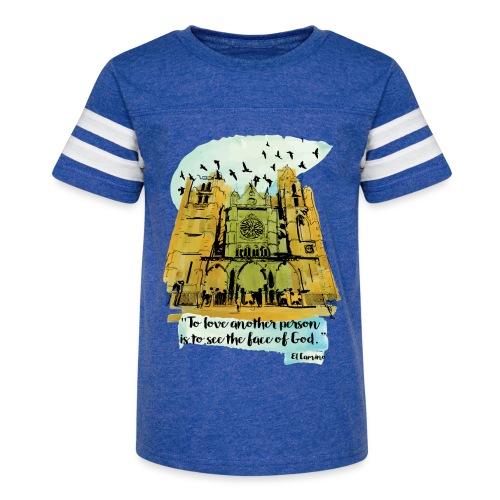 El camino - Kid's Vintage Sport T-Shirt