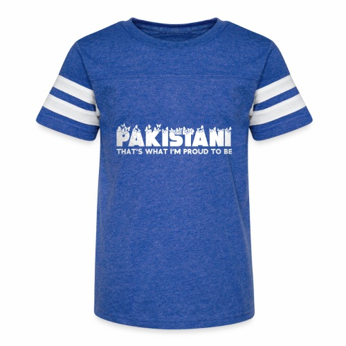 14th August Independence Day - Kid's Vintage Sport T-Shirt