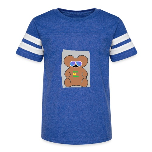 Aussie Dad Gaming Koala - Kid's Vintage Sport T-Shirt