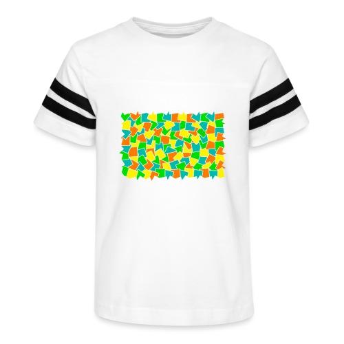 Dynamic movement - Kid's Vintage Sport T-Shirt