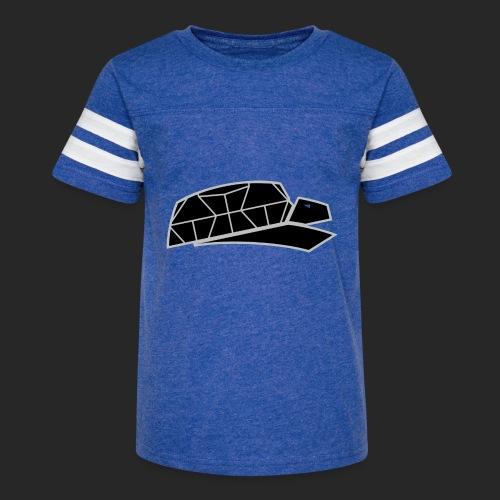 Turtle Go - Kid's Vintage Sport T-Shirt
