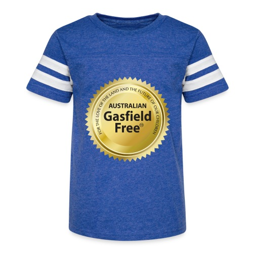 AGF Organic T Shirt - Traditional - Kid's Vintage Sport T-Shirt