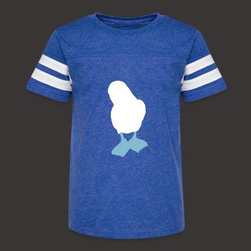 Boobies_Logo_png - Kid's Vintage Sport T-Shirt