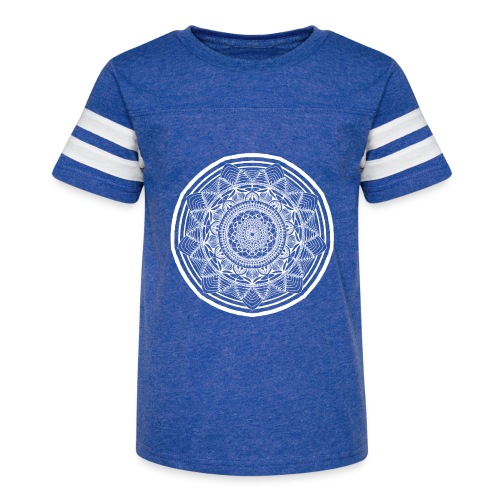 Circle No.1 - Kid's Vintage Sport T-Shirt