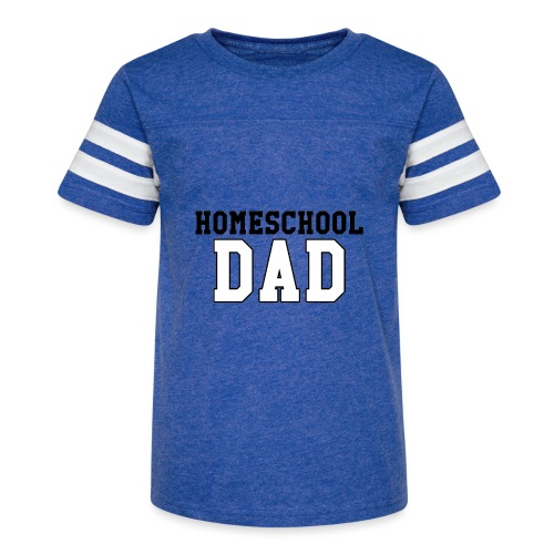 homeschooldad - Kid's Vintage Sport T-Shirt