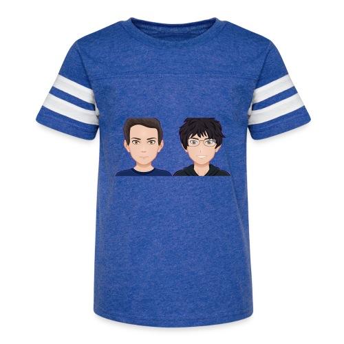 Sun-Both - Kid's Vintage Sport T-Shirt