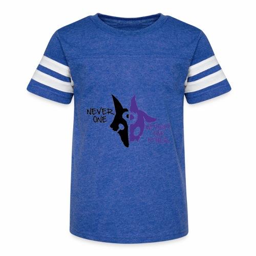 Kindred's design - Kid's Vintage Sport T-Shirt