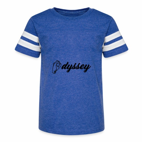 Hand Sign Odyssey - Kid's Vintage Sport T-Shirt