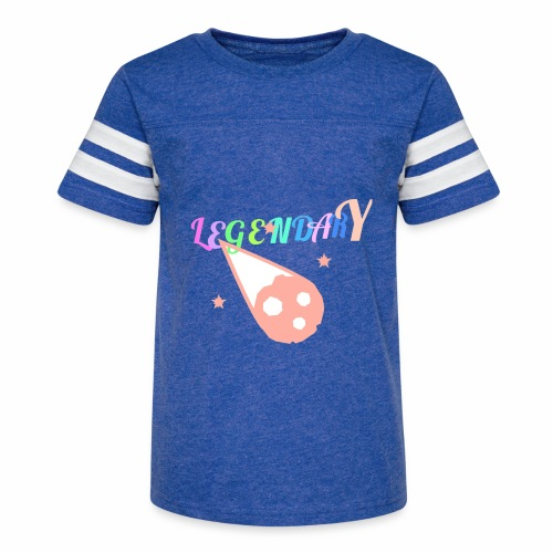 Legendary - Kid's Vintage Sport T-Shirt