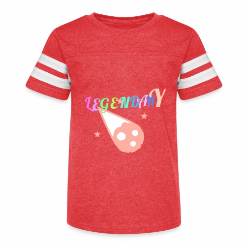 Legendary - Kid's Vintage Sport T-Shirt