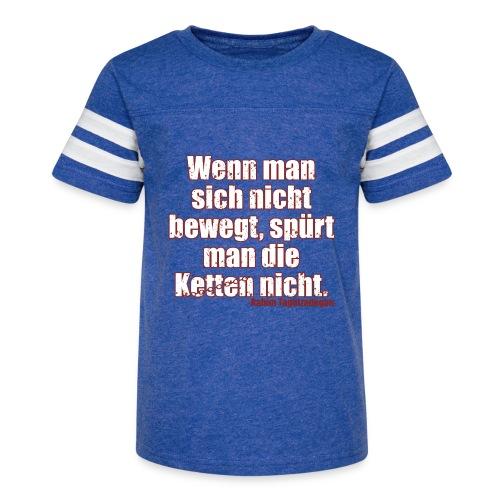 Chains Libertarian Quote Rahim Taghizadegan - Kid's Vintage Sport T-Shirt