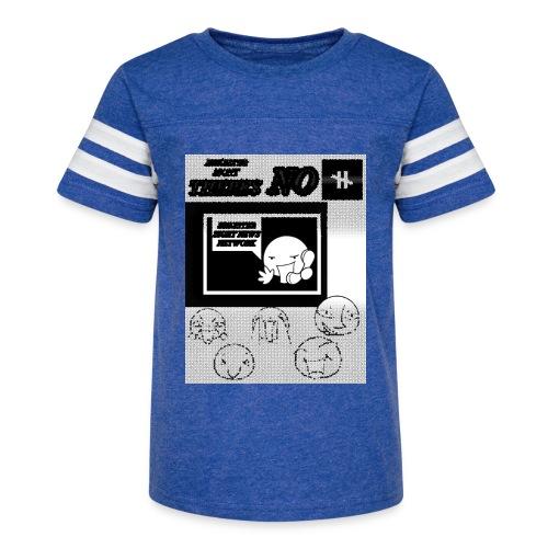 BRIGHTER SIGHT NEWS NETWORK - Kid's Vintage Sport T-Shirt