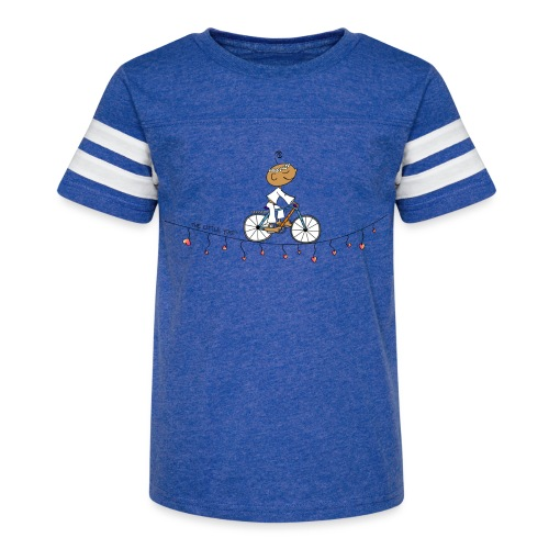 The Way of the Heart - Kid's Vintage Sport T-Shirt