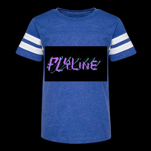 Flyline fun style - Kid's Vintage Sport T-Shirt