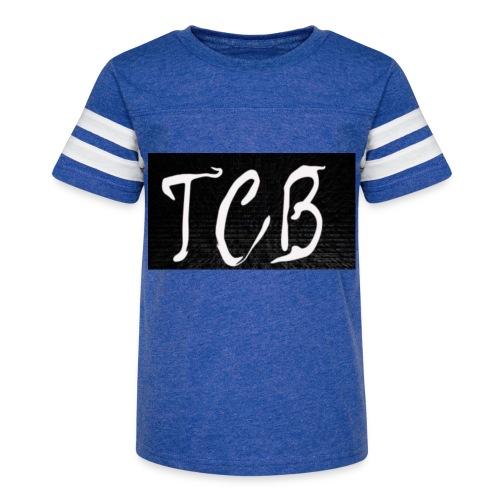 The Crazy Bros flag - Kid's Vintage Sport T-Shirt
