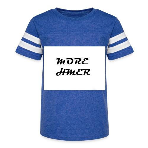 MORE HMER - Kid's Vintage Sport T-Shirt