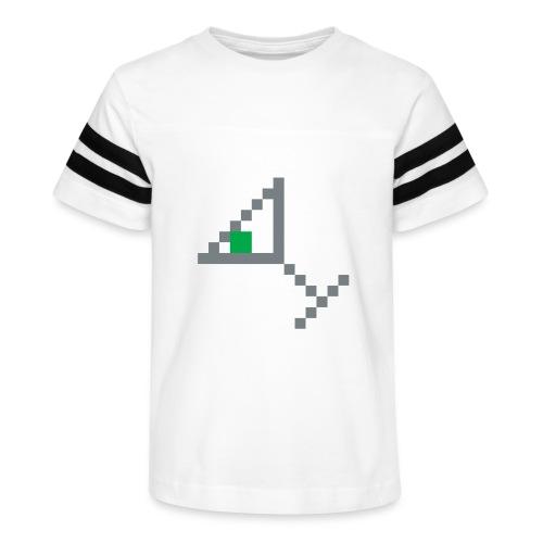 item martini - Kid's Vintage Sport T-Shirt