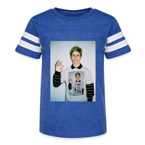 lucas vercetti - Kid's Vintage Sports T-Shirt