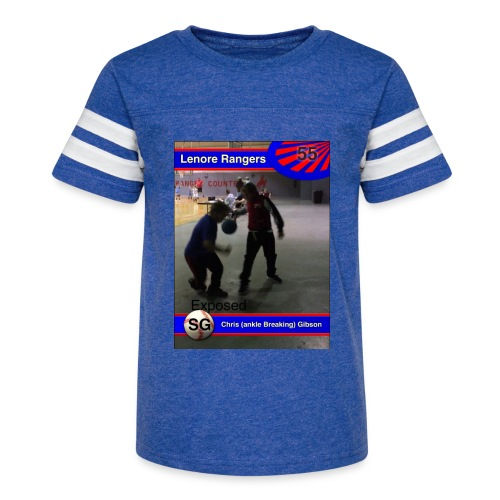 Basketball merch - Kid's Vintage Sport T-Shirt