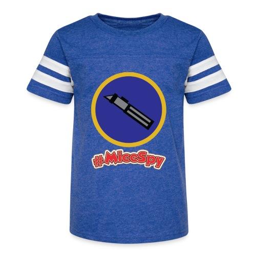 Star Wars Launch Bay Explorer Badge - Kid's Vintage Sport T-Shirt