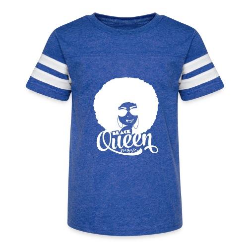 Black Queen - Kid's Vintage Sport T-Shirt