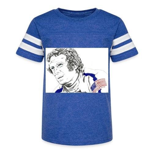 McQUEEN - Kid's Vintage Sport T-Shirt