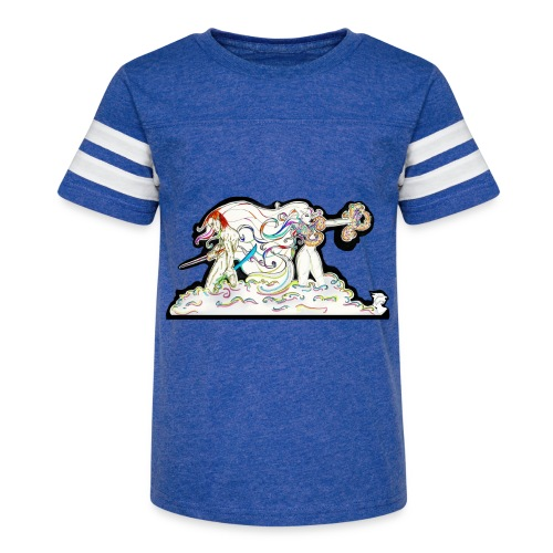 MD At Your Side - Kid's Vintage Sport T-Shirt