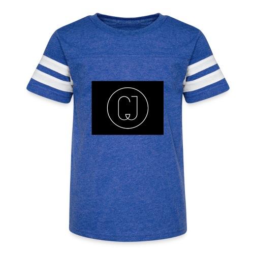 CJ - Kid's Vintage Sport T-Shirt