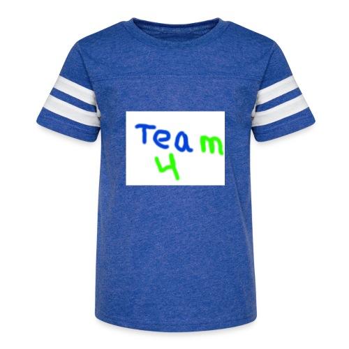 logo - Kid's Vintage Sport T-Shirt