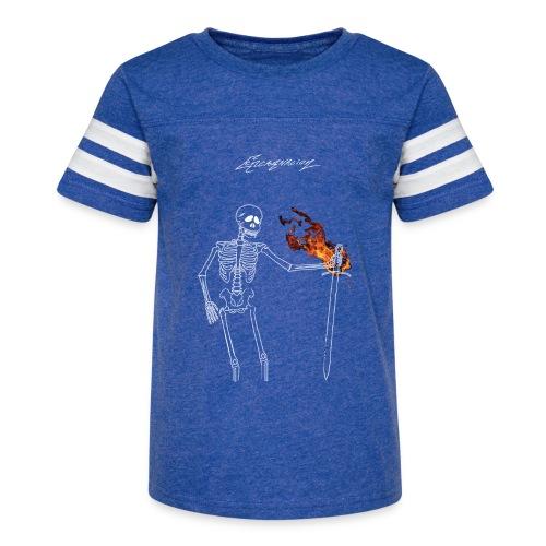 Dissent - Kid's Vintage Sport T-Shirt