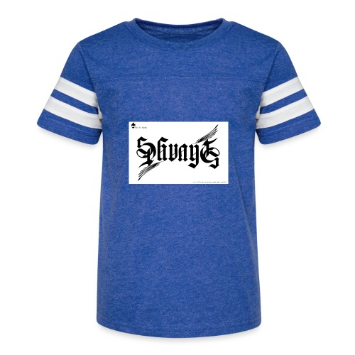 savage - Kid's Vintage Sport T-Shirt