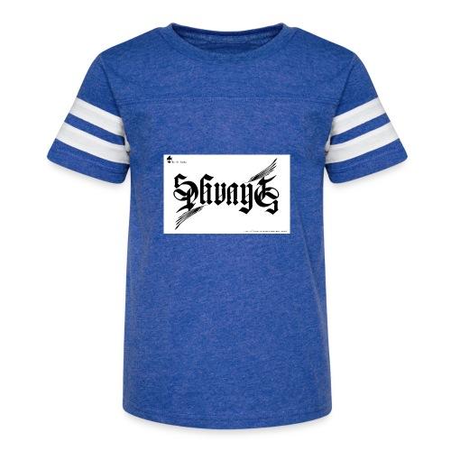 savage - Kid's Vintage Sport T-Shirt