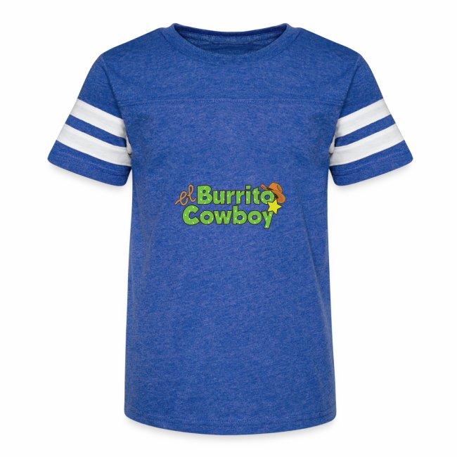 El Burrito Cowboy LOGO