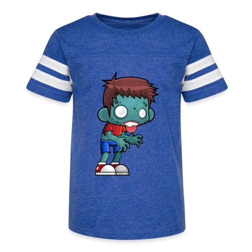male zombie - Kid's Vintage Sport T-Shirt