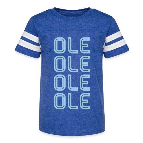Ole - Kid's Vintage Sport T-Shirt