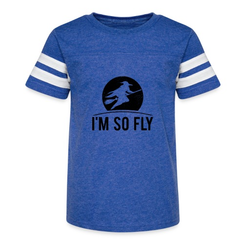Happy Halloween - I'm so fly - Kid's Vintage Sport T-Shirt