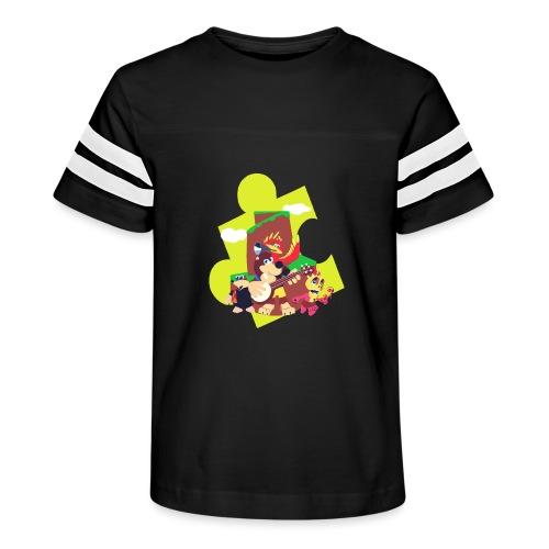 banjo - Kid's Vintage Sport T-Shirt