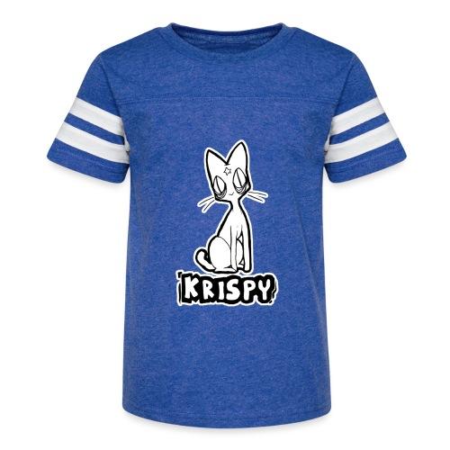 KRISPY - Kid's Vintage Sport T-Shirt
