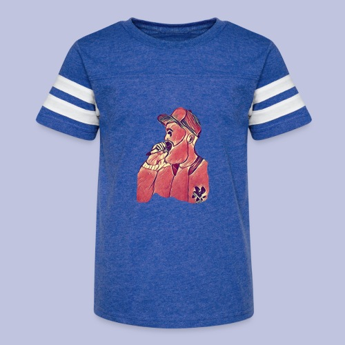 The Break Up (icon) - Kid's Vintage Sport T-Shirt