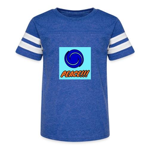 Peace - Kid's Vintage Sport T-Shirt