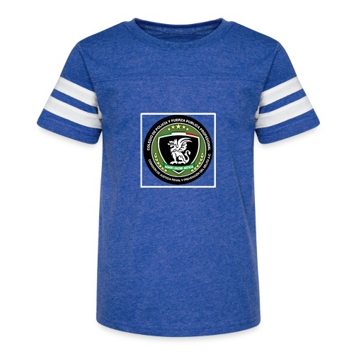 Its for a fundraiser - Kid's Vintage Sport T-Shirt