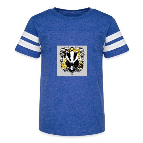 hufflepuff - Kid's Vintage Sport T-Shirt