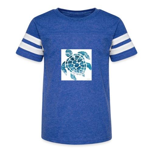 turtle - Kid's Vintage Sport T-Shirt