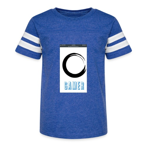 Caedens merch store - Kid's Vintage Sport T-Shirt