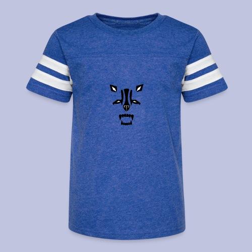 DLB white background - Kid's Vintage Sport T-Shirt