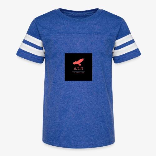 ATN exclusive made designs - Kid's Vintage Sport T-Shirt