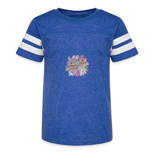 CrystalMerch - Kid's Vintage Sport T-Shirt