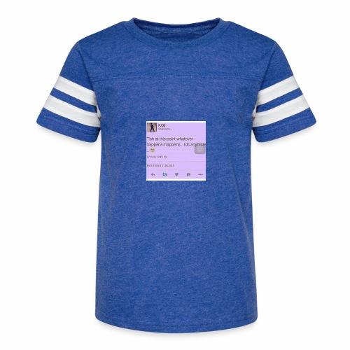 Idc anymore - Kid's Vintage Sport T-Shirt