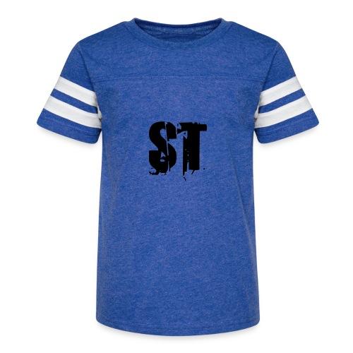 Simple Fresh Gear - Kid's Vintage Sport T-Shirt